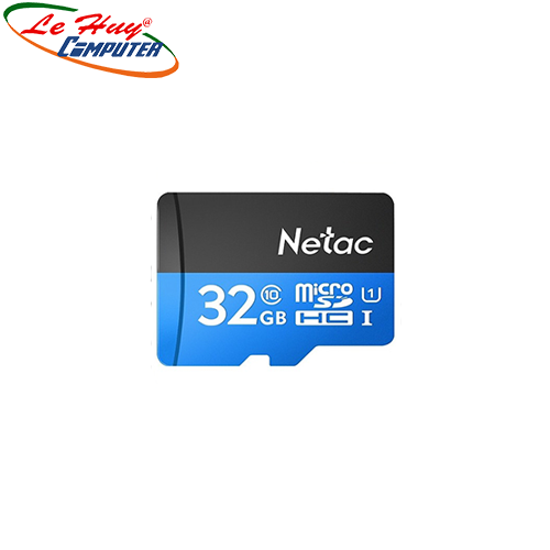 Thẻ nhớ Micro SD Netac U1 32G
