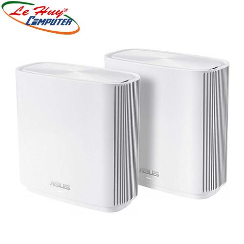 Thiết bị mạng - Router Wifi ASUS ZenWifi XT8 (W-2-PK)
