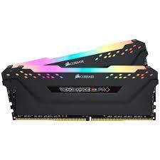 Ram Máy Tính Corsair Vengeance LED RGB PRO black Heat spreader 16GB (2x8GB) DDR4 3200MHz