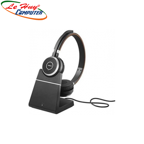 Tai nghe không dây Jabra Evolve 75 incl charging stand MS Stereo