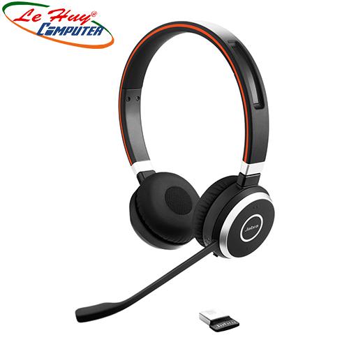 Tai nghe không dây Jabra Evolve 65 Headset UC Stereo
