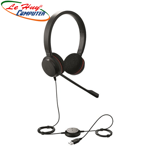 Tai nghe Jabra Evolve 20 MS Stereo