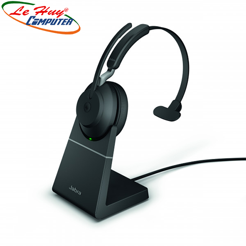 Tai nghe Jabra Evolve2 65 MS/UC Mono include changing