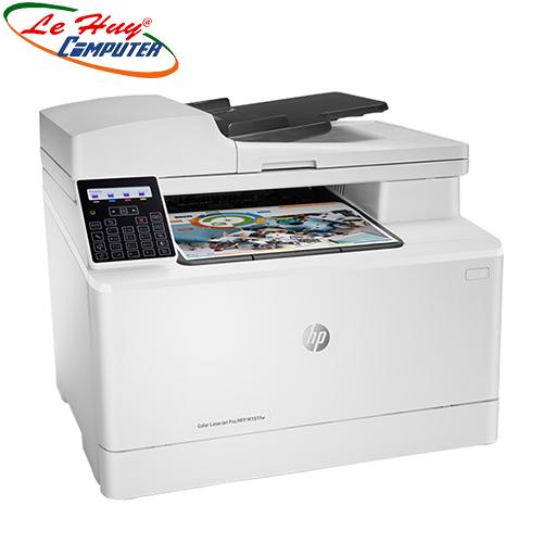 Máy in Laser màu đa chức năng không dây HP Color LaserJet Pro MFP M181fw C.TY