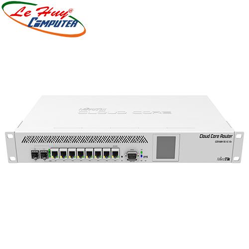 Router Mikrotik CCR1009-7G-1C-1S-1S+