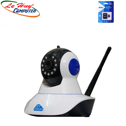 Camera Ip Wifi Vitacam C720 Pro 2.0MP FULL HD 1080P