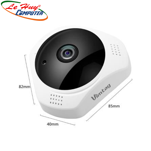CAMERA ỐP TRẦN VIMTAG F1 HD 960P 1.3MP