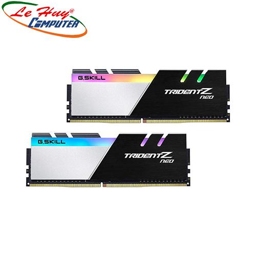 Ram Máy Tính GSKILL Trident Z Neo RGB F4-3600C16D-32GTZNC 32GB (2x16GB) DDR4 3600MHz