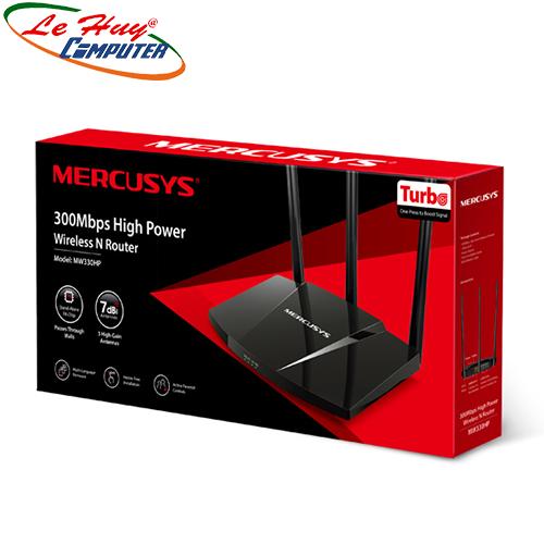 Thiết bị mạng - Router Mercusys MW330HP