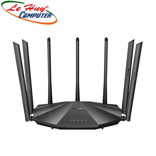 Thiết bị mạng - Router Tenda 2 băng tần AC2100 AC23