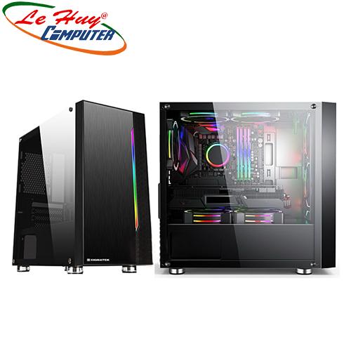 Cấu Hình Toxic Radeon 10100: H410, i3 10100, GTX1650 4G, Ram 8G, SSD 128G, PSU 400W