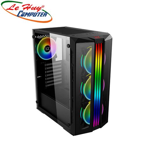 Cấu Hình PC Workstation i5 10400: B460, i5 10400, RTX 2060 6G, Ram 16G, SSD NVMe 250G, HDD 1TB, PSU 650W