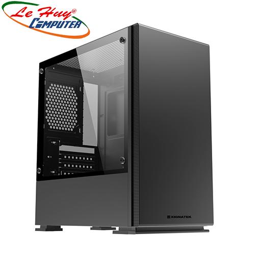 Vỏ máy tính XIGMATEK NYC-NO FAN (EN45709) - PREMIUM GAMING M-ATX