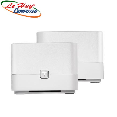 Thiết bị mạng - Router Wi-Fi T6_V2 - Mesh Router Wi-Fi gia đình AC1200
