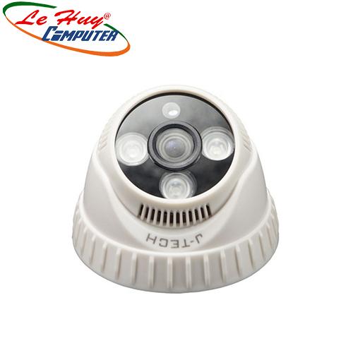 Camera IP Dome hồng ngoại 5.0 Megapixel J-TECH SHDP3206E0