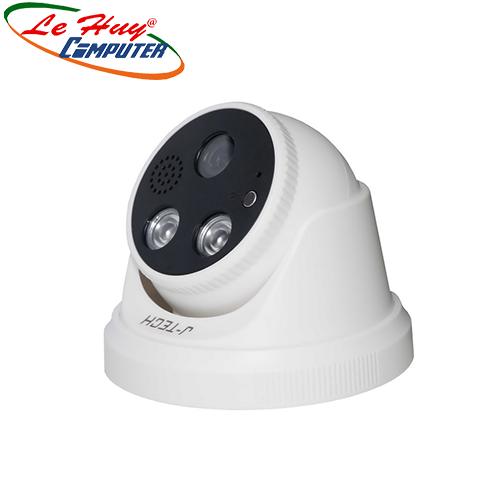 Camera IP Dome hồng ngoại 3.0 Megapixel J-TECH SHD5278CS