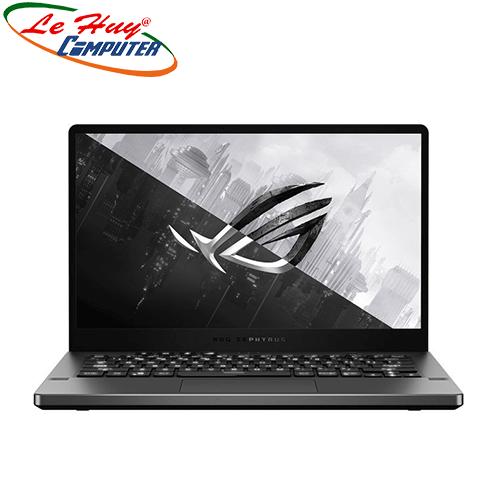 Máy Tính Xách Tay/Laptop ASUS Gaming ROG Zephyrus GA401IU-HA171T (R7 4800HS/16GB RAM/512GB SSD/14 inch 2K/GTX 1660Ti 6GB/Win10/Túi/Xám)