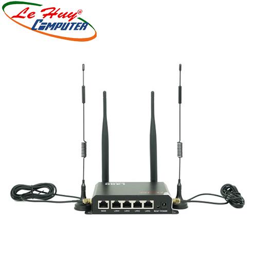 Thiết bị mạng - Router Wifi APTEK L300 chuẩn N 300Mbps 3G/4G-LTE