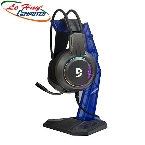 Tai nghe Fuhlen H300 RGB 7.1 USB - TẶNG KÈM CHUỘT M39