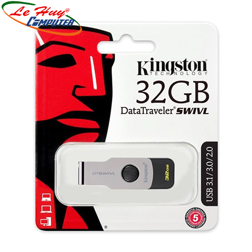USB Kingston DTSWIVL 32GB USB 3.0 DTSWIVL/32GB