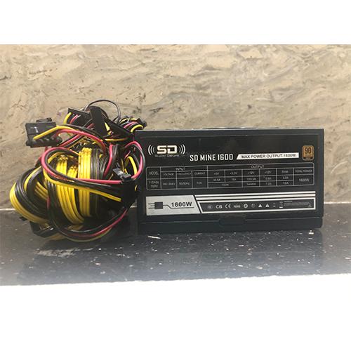 Nguồn máy tính SD MINE 1600W Mới dùng cho bitcoin