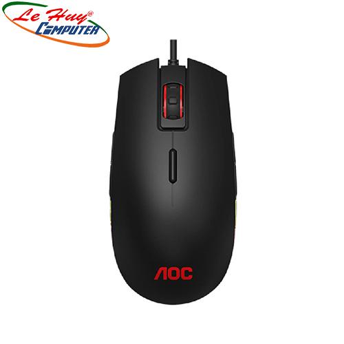 Chuột Gaming AOC GM500 RGB