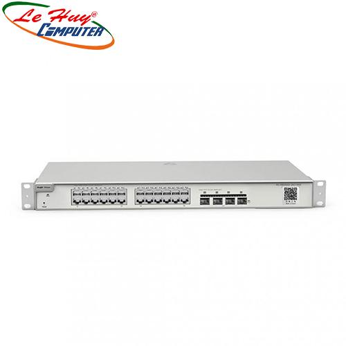 Thiết bị chuyển mạch Switch RUIJIE RG-NBS3200-24GT4XS-P 24-Port 10G L2 Managed POE