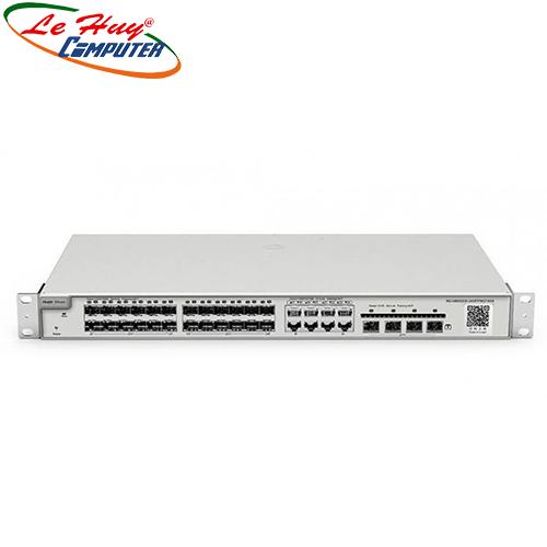 Thiết bị chuyển mạch Switch RUIJIE RG-NBS3200-24SFP/8GT4XS 24-Port SFP L2 Managed Switch