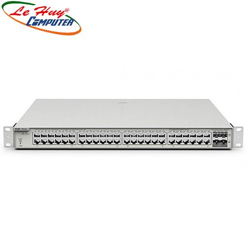 Thiết bị chuyển mạch Switch RUIJIE RG-NBS3200-48GT4XS-P 48-Port 10G L2 Managed POE