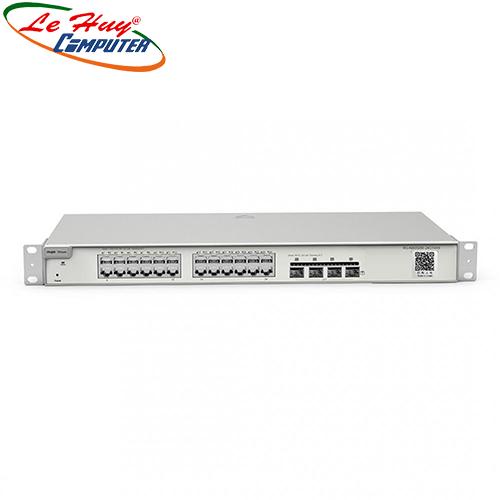Thiết bị chuyển mạch Switch RG-NBS5200-24GT4XS 24-Port 10G L2+ Managed