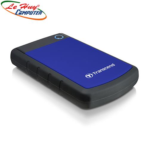 Ổ cứng di động Transcend Mobile H3B 2TB USB 3.0 2.5Inch