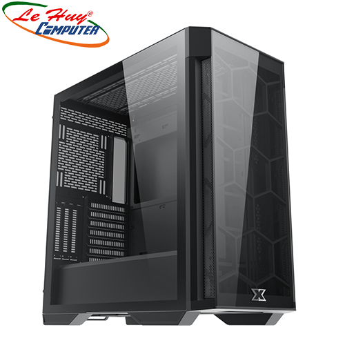 Vỏ máy tính XIGMATEK VERA (EN45730) - PREMIUM GAMING E-ATX (No Fan)