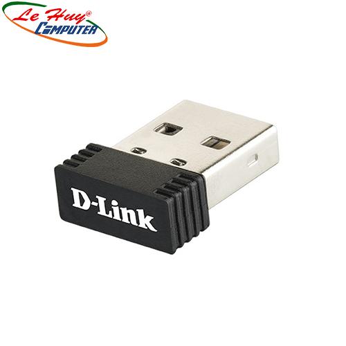 Bộ thu sóng Wifi D-Link USB DWA 121 N150