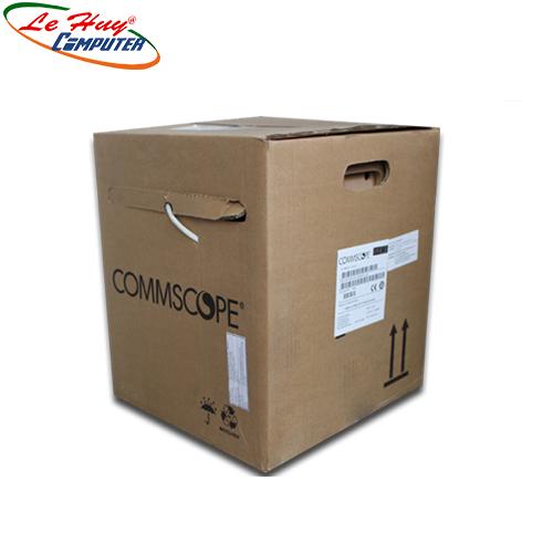 Cable AMP CAT5E FTP 219413-2 305m màu trắng
