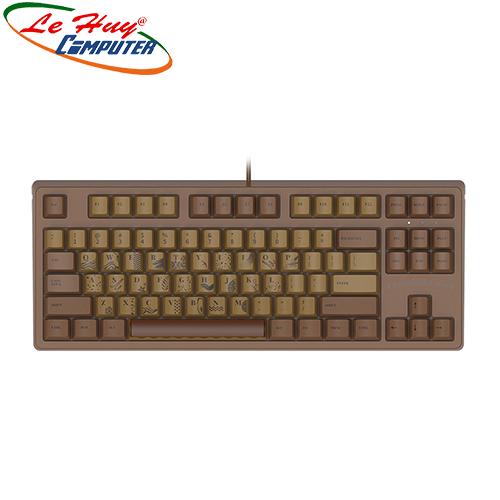 Bàn Phím Cơ AJAZZ AK533 Chocolate Cubes 87