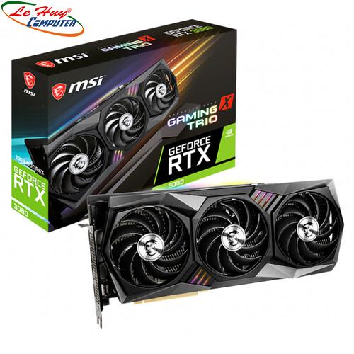 Card Màn Hình - MSI GeForce RTX3080 GAMING Z/X TRIO 10G