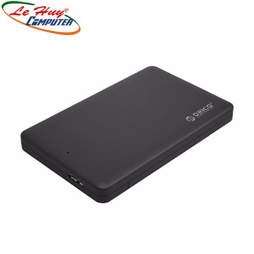 Hộp đựng ổ cứng Orico 2577U3 2.5 Inch USB 3.0 (Màu đen)