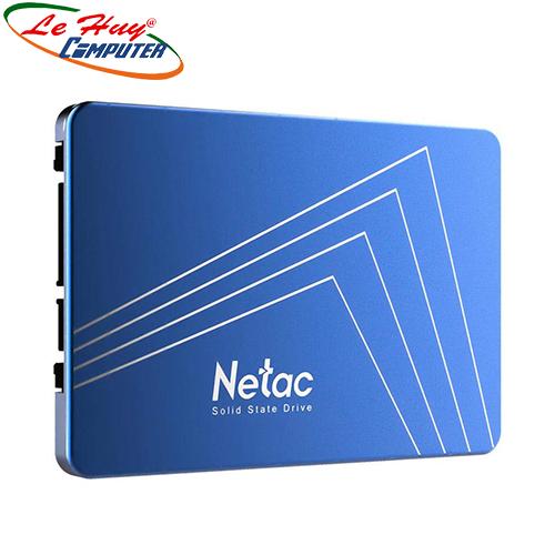 Ổ cứng SSD Netac 512GB N600S 2.5Inch SATA III
