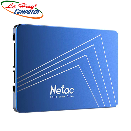Ổ cứng SSD Netac 1TB N600S 2.5Inch SATA III