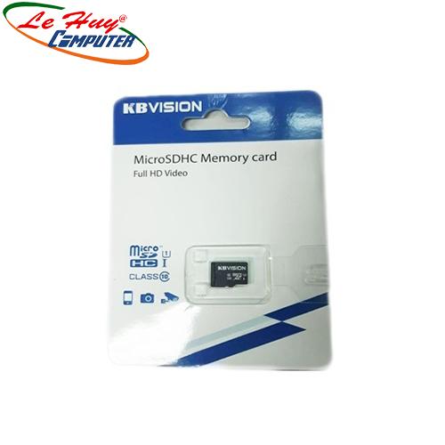 Thẻ nhớ MicroSD KBVISION 32GB Chính Hãng
