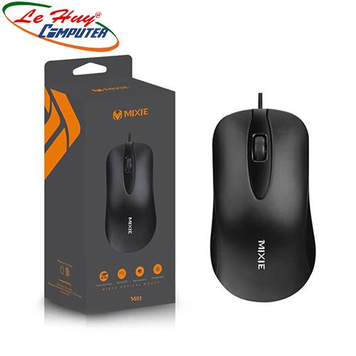 Chuột có dây MIXIE M01 USB
