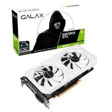 Card màn hình - VGA GALAX GeForce T66D Black GF GTX1660 Super EX White (1-Click OC) 6GB GDDR6