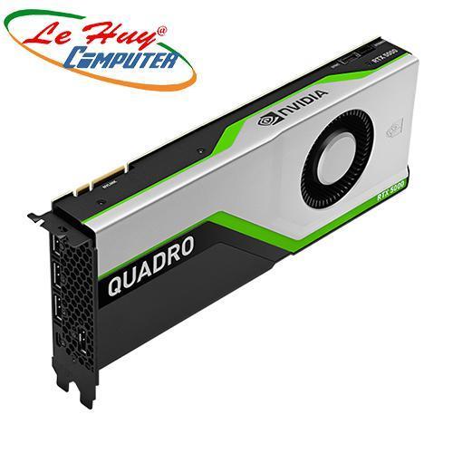 Card Màn Hình - VGA Card LEADTEK nVidia Quadro RTX5000 16GB Box carton