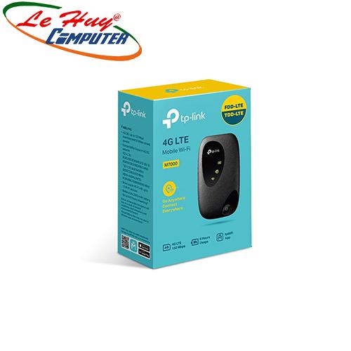 Thiết bị mạng-Bộ phát sóng Wifi di động TP-Link 4G M7000