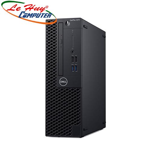 Máy tính để bàn/PC Dell OptiPlex 3070 SFF (i3-9100/4GB RAM/1TB HDD/DVDRW/K+M/Fedora) (70199618)