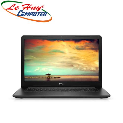 Máy Tính Xách Tay/Laptop Dell Inspiron 3593 (70205743) (i5 1035G1/4GB Ram/256GB SSD/MX230 2G/15.6 inch FHD/Win10/Đen)