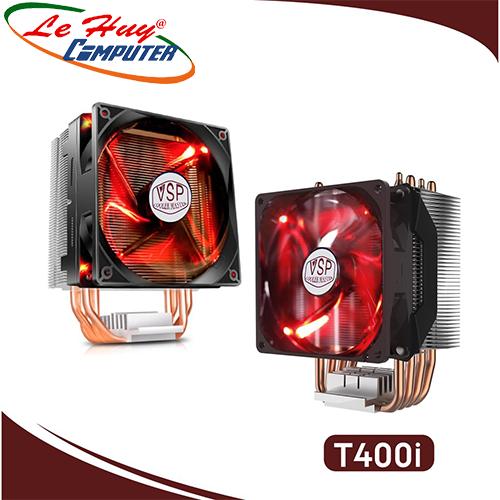 Tản nhiệt khí CPU VSP T400I LED RGB