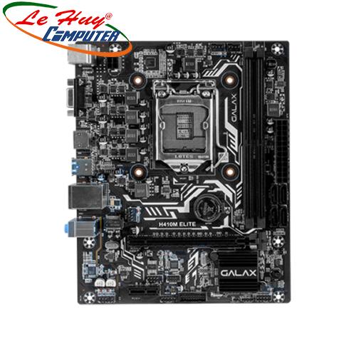 Bo Mạch Chủ - Mainboard Galax H410M Elite Socket LGA1200