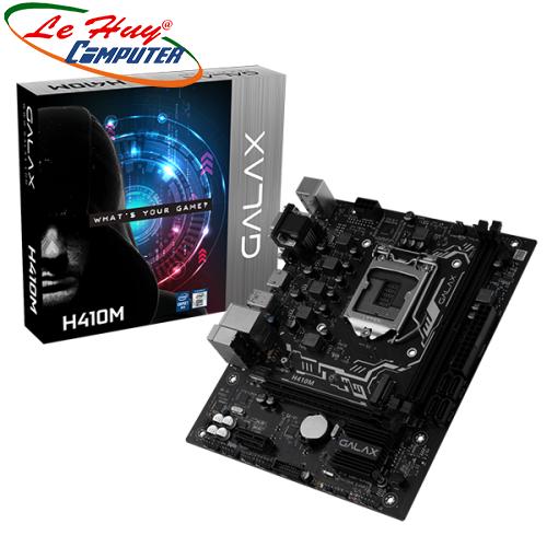 Bo Mạch Chủ - Mainboard Galax H410M Socket LGA1200