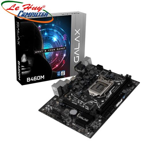 Bo Mạch Chủ - Mainboard Galax B460M Socket LGA1200